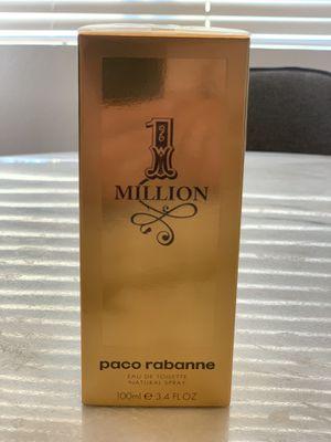 One Million Paco Rabbane Eua de Toilette for Sale in Irvine, CA