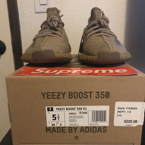 adidas Yeezy Boost 350 V2 Earth for Sale in Bremerton, WA
