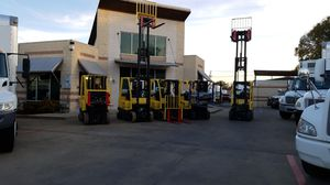 2015 hyster fortis 60 forklifts for Sale in Grand Prairie, TX