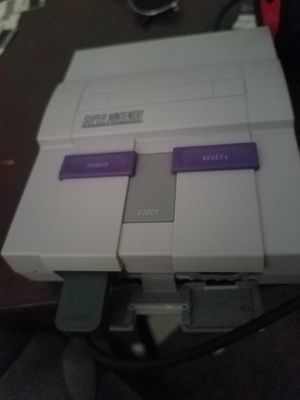 Mini super Nintendo for Sale in West Covina, CA