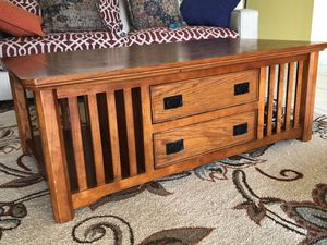 Coffee table and two side tables for Sale in Delray Beach, FL