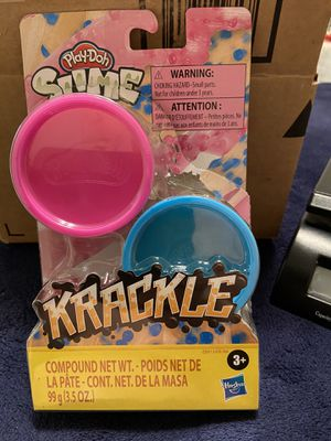 Play-Doh Slime Krackle for Sale in North Miami Beach, FL