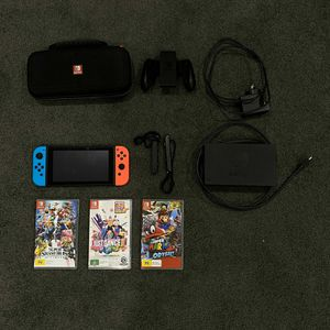 Nintendo switch v2 for Sale in St. Louis, MO