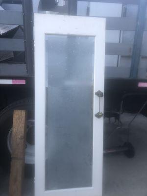 Glass door wide 30 height 80 for Sale in Los Angeles, CA