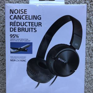 Brand new Sony noise canceling headphones for Sale in Santa Clara, CA