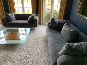 Living room set (Contemporary) 5 piece set for Sale in Shelby Charter Township,  MI