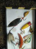 Vintage fishing lures for Sale in Fresno, CA