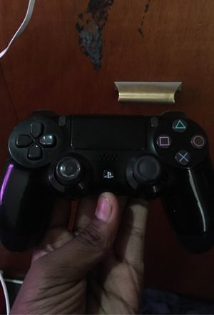 Black ps4 controller for Sale in Fresno, CA