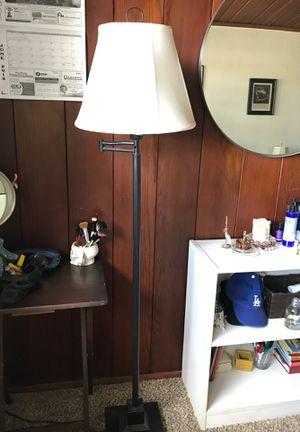 Classic standing floor lamp for Sale in El Segundo, CA