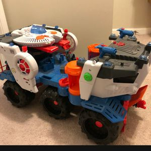 Imaginext Super Battle Space Rover That's In Great Condition! Comes With All Shooters. Hard To Find! for Sale in Bradenton, FL