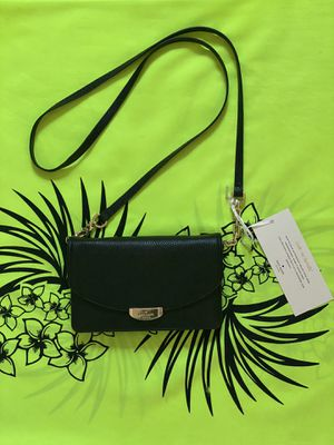 black Kate Spade ♠️ crossbody for Sale in Tracy, CA