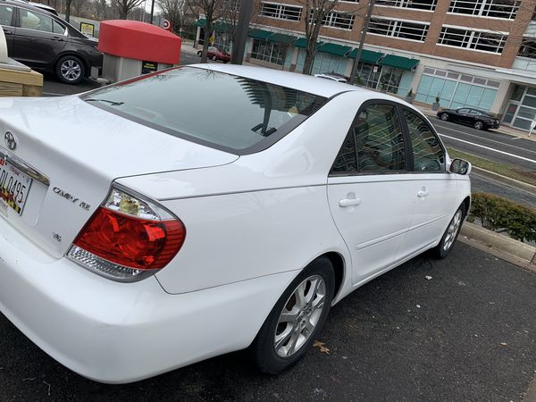 06 Toyota Camry xle