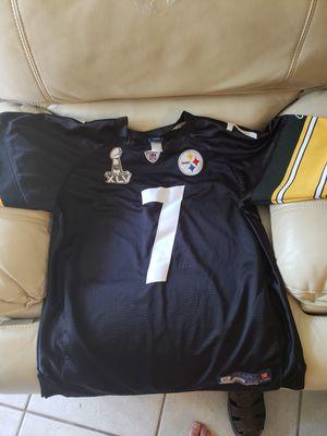 3 Steelers Jerseys for Sale in Davie, FL