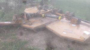 15 ft batwing mower for Sale in Northumberland, PA