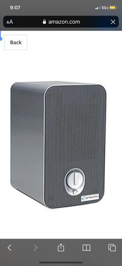 Germ Guardian HEPA Filter Air Purifier with UV Light Sanitizer for Sale in Bellevue,  WA