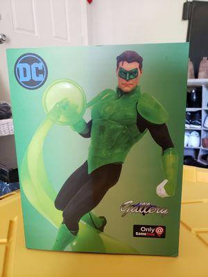Green Lantern Statue Diamond Select Collectibles for Sale in Stockton, CA