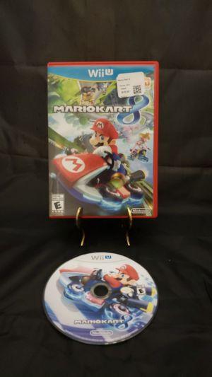 Mario Kart 8 Nintendo Wii U for Sale in Dallas, TX