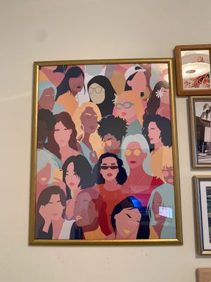 Colorful Women Poster for Sale in Chicago, IL
