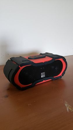 Altec Lansing Boom Jacket II - IMW579 - Portable Bluetooth Speaker for Sale in Tampa,  FL