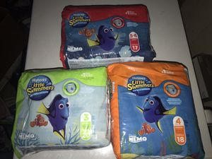 Huggies Little Swimmers for Sale in Grand Prairie, TX