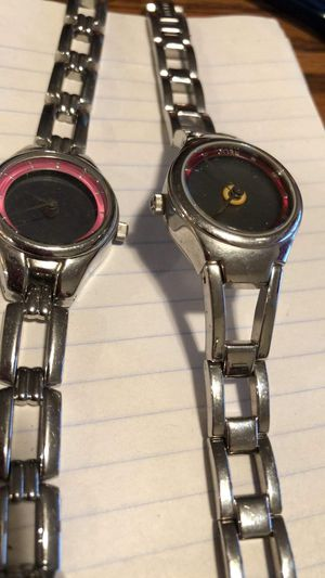 2 Relic by fossil women's watches 1 Avon watch for Sale in Mount Vernon, OH