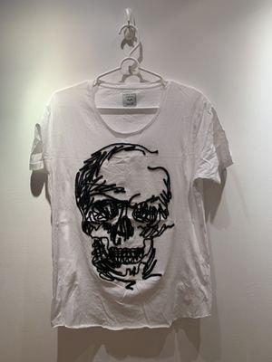 Used, Zara Skull T-Shirt for Sale for sale  New York, NY