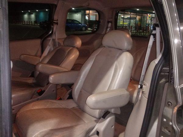 Mercury mini van