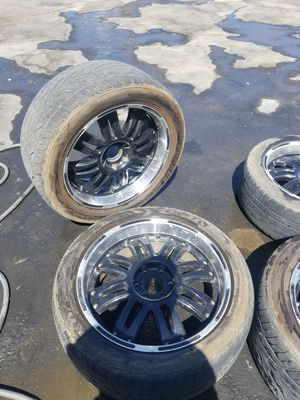 22inch Rims for Sale in Delhi, CA