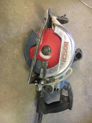 Bosch saw for Sale in Chowchilla, CA