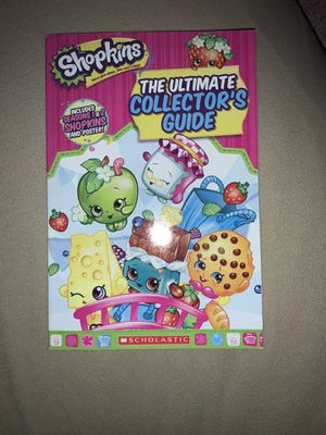 Shopkins - Ultimate collectors guide for Sale in Brooklyn, NY