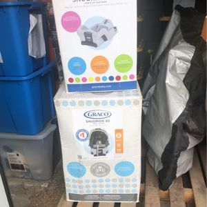 GRACO Snugride 30 Infant Car Seat & additional Base for Sale in Chula Vista, CA