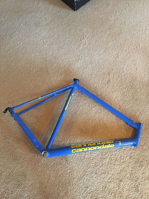 Cannondale Caad 3 Aluminum Road Bike Frame for Sale in Damascus, OR