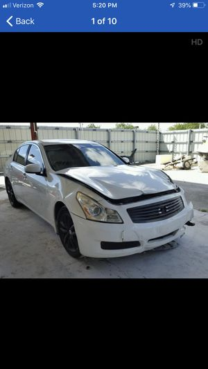 2007 infinity G35 for parts for Sale in Orlando, FL