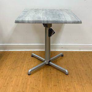 Indoor Outdoor Furniture. Square Bistro table square 27 1/2 commercial use. for Sale in Hialeah, FL