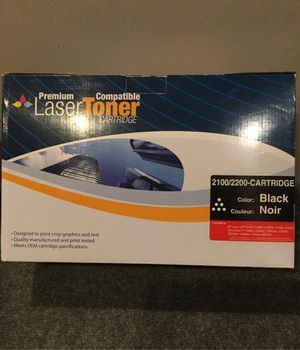 Laser toner cartridge (x2) for Sale in Lancaster, PA