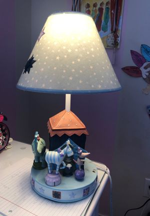 Little kids desk table lamp for Sale in Plano, TX