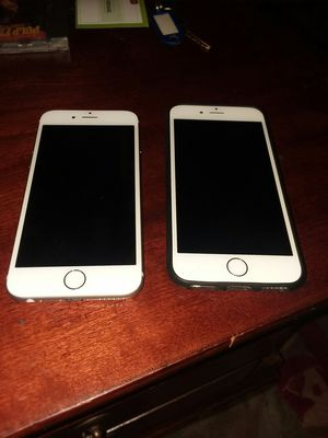 2 Brand New Never Used iPhone 6s 32 GB for Sale in Nashville, TN