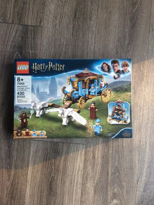 Harry Potter Beauxbatons Carriage arrival lego set for Sale in March Air Reserve Base, CA