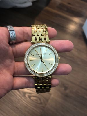 Gold Michael Kors Watch for Sale in Los Angeles, CA