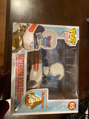 New. Funko pop disney Matterhorn bobsleds and abominable snowman for Sale in Whittier, CA