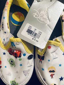 Disney Pixar Toddler Shoes for Sale in Riverside,  CA