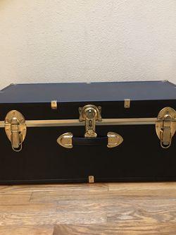 Black Storage Trunk for Sale in Duvall,  WA