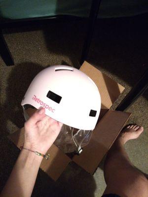 Pink children bike helmet for Sale in Las Vegas, NV