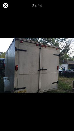 Homemade enclosed trailer for Sale in Plumsted Township, NJ