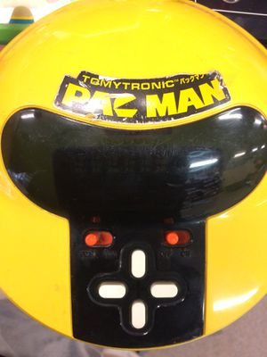 PacMan Handheld Arcade Game Machine for Sale in Carmichael, CA