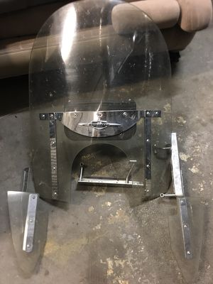 Motorcycle windscreen for Sale in Fort Worth, TX