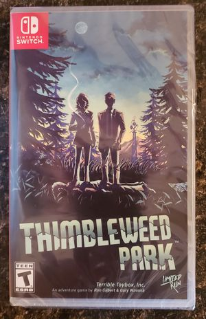 Thimbleweed Park for Sale in Harrisonburg, VA