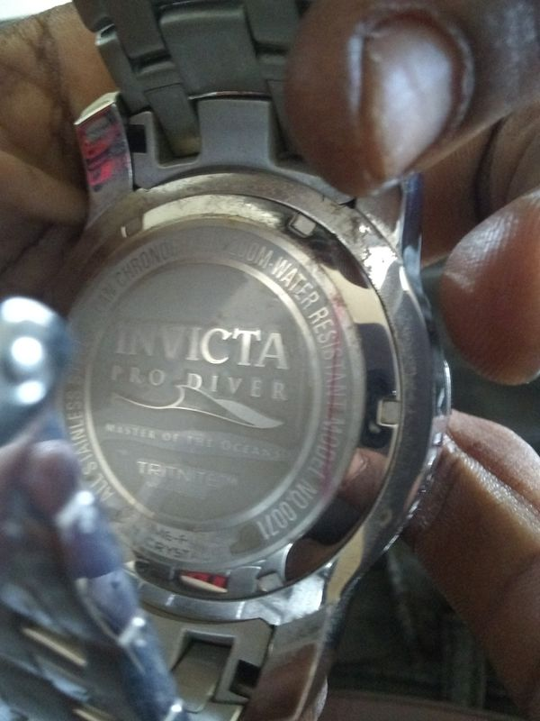 Invicta watch new