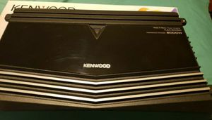 KENWOOD AMP for Sale in Chicago, IL