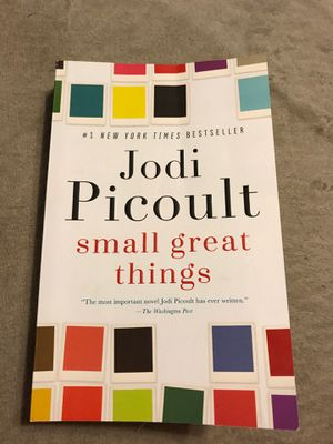 Small Great Things by Jodi Piccoult for Sale in Davie, FL